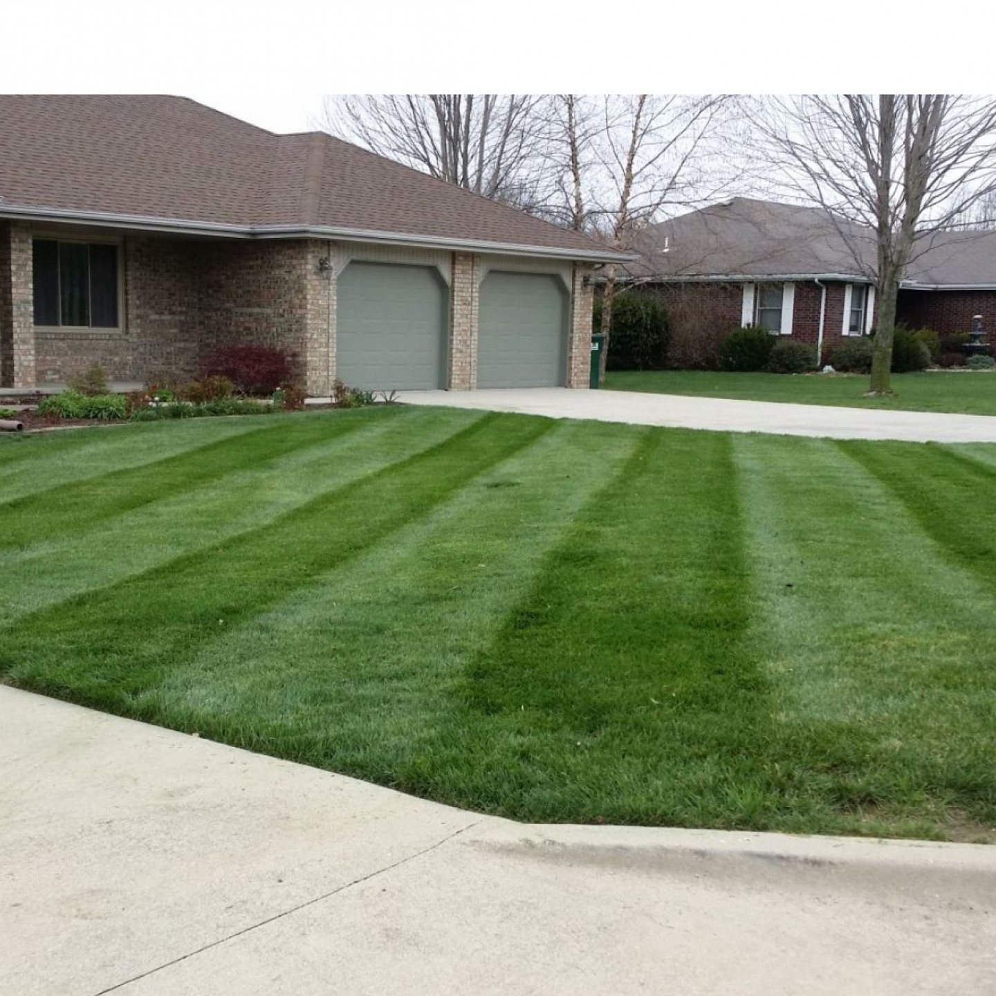 lawn care overland ks